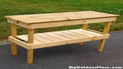 Diy-Grill-Cart-Folding-Side-Arm-Table