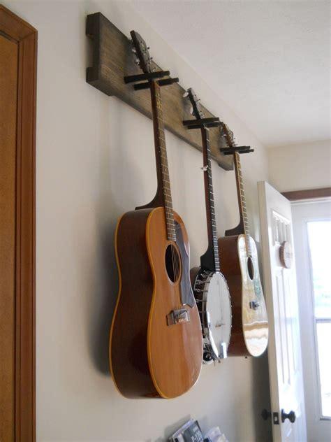 Diy-Guitar-Stand-Shelf