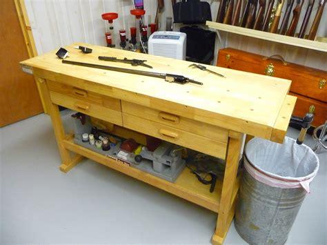 Diy-Gun-Cleaning-Bench