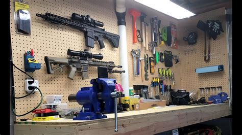 Diy-Gunsmithing-Workbench