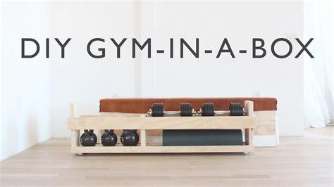 Diy-Gym-In-A-Box