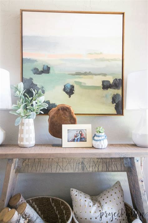 Diy-Hall-Table-Pinterest