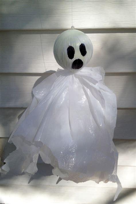 Diy-Halloween-Ghost-Decorations