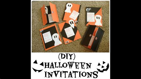 Diy-Halloween-Invitations