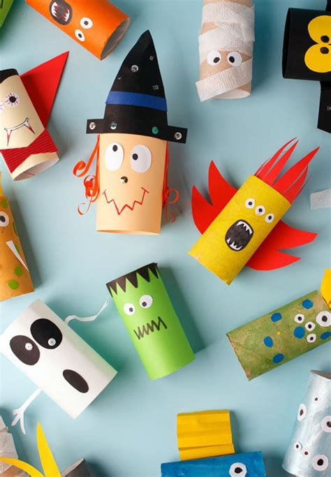 Diy-Halloween-Toilet-Paper-Roll