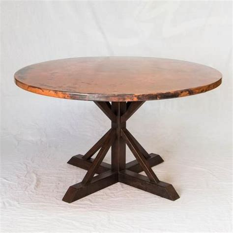 Diy-Hammered-Metal-Table-Top