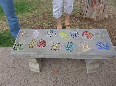 Diy-Handprint-Bench