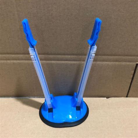 Diy-Hands-Free-Baggy-Rack-Clip-Food-Storage-Bag-Holder