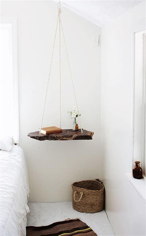 Diy-Hanging-Bedside-Table