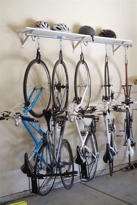 Diy-Hanging-Bike-Rack-For-Garage