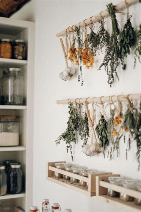 Diy-Hanging-Herb-Drying-Rack