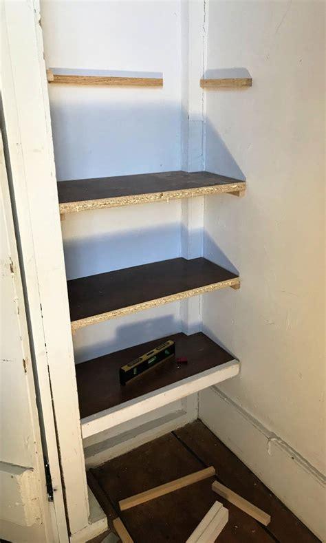 Diy-Hanging-Shelves-In-Closet