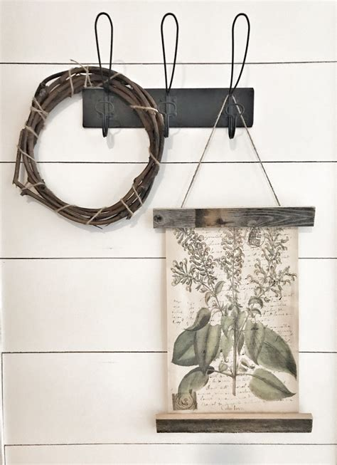 Diy-Hanging-Wood-Frames