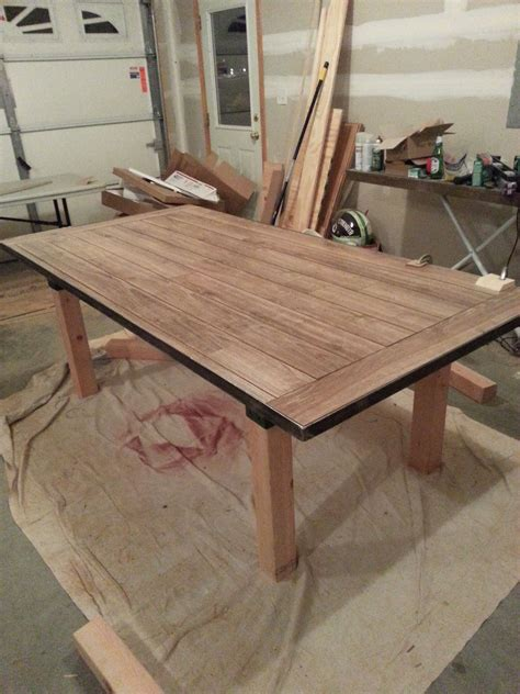 Diy-Hardwood-Flooring-Table-Top