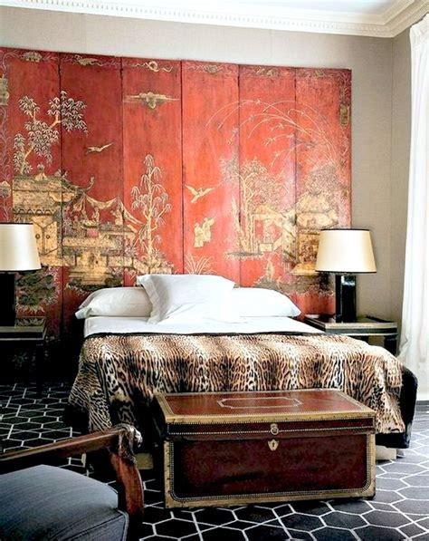 Diy-Headboard-With-Wallpaper