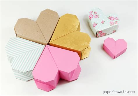 Diy-Heart-Box-Origami