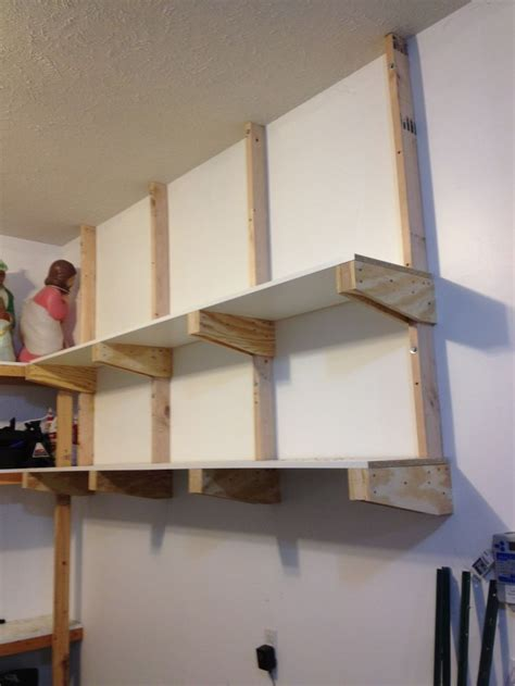 Diy-Heavy-Duty-Garage-Wall-Shelving