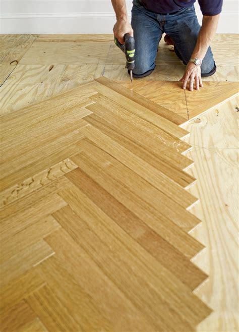 Diy-Herringbone-Wood-Tile