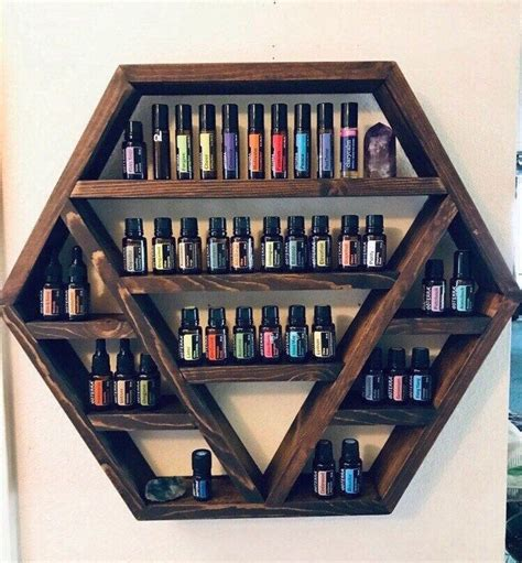 Diy-Hexagon-Shelf-Doterra