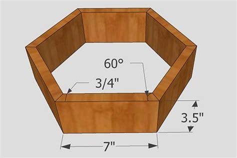 Diy-Hexagon-Shelves-Plans