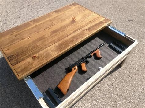 Diy-Hidden-Gun-Coffee-Table