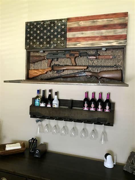 Diy-Hidden-Handgun-Shelf