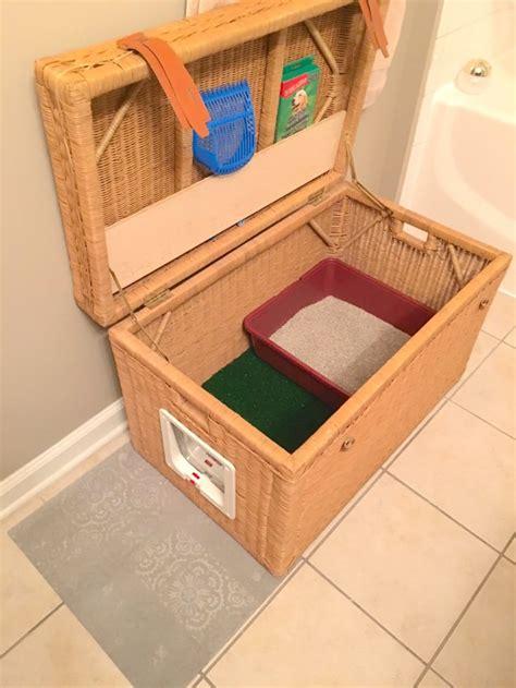 Diy-Hidden-Litter-Box