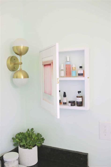 Diy-Hidden-Medicine-Cabinet