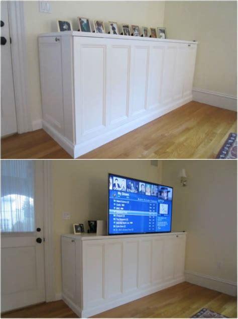 Diy-Hidden-Tv-Cabinet