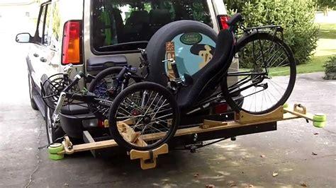 Diy-Hitch-Trike-Rack