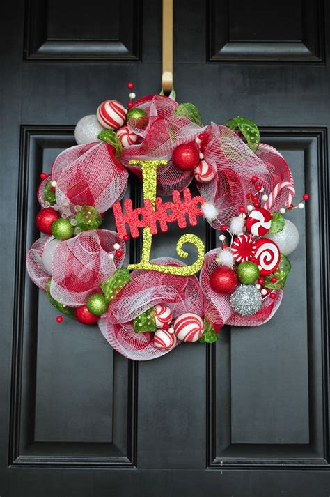 Diy-Holiday-Door-Wreaths