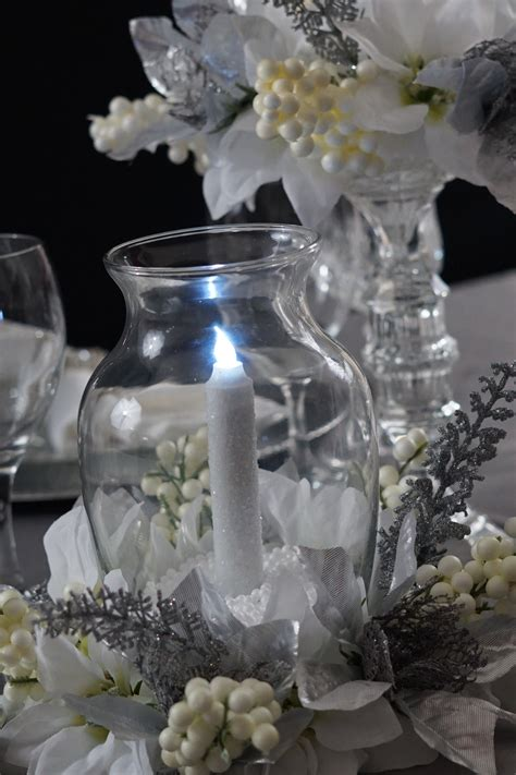 Diy-Holiday-Table-Centerpieces-With-Christmas-Trees