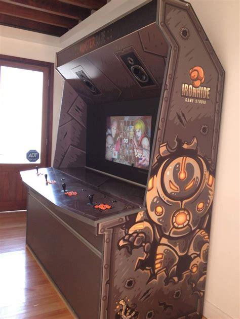 Diy-Home-Arcade-Cabinet