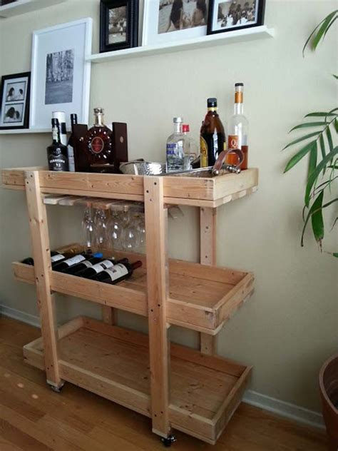 Diy-Home-Bar-Cart