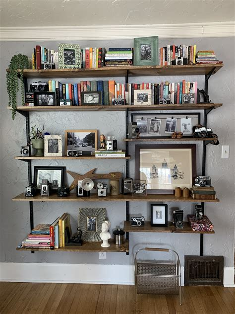 Diy-Home-Library-Shelving