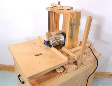 Diy-Horizontal-Router-Table-Plans