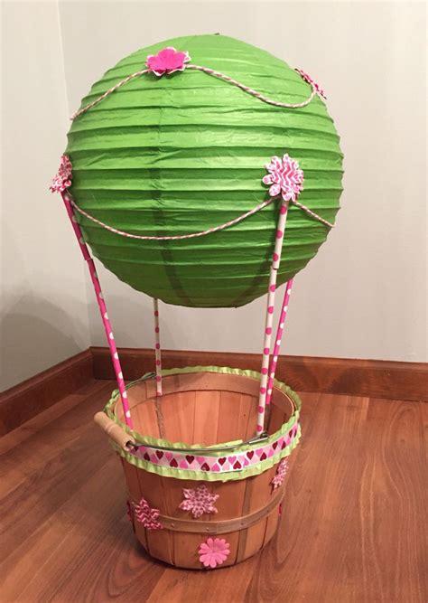 Diy-Hot-Air-Balloon-Toy-Box