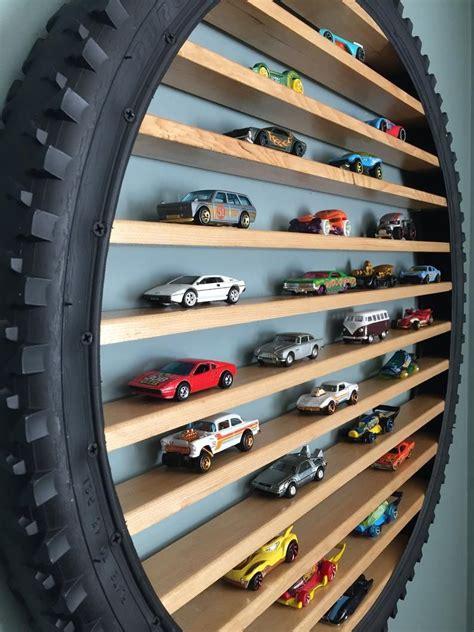 Diy-Hot-Wheels-Display-Rack