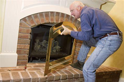 Diy-How-To-Fix-Fireplace-Door