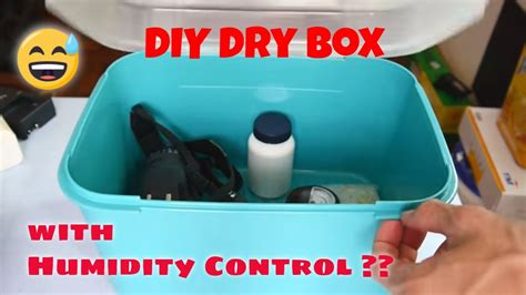 Diy-Humidity-Controlled-Box