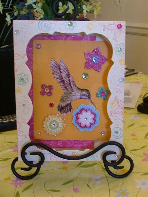 Diy-Hummingbird-Shadow-Box
