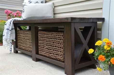 Diy-Huntress-Bench
