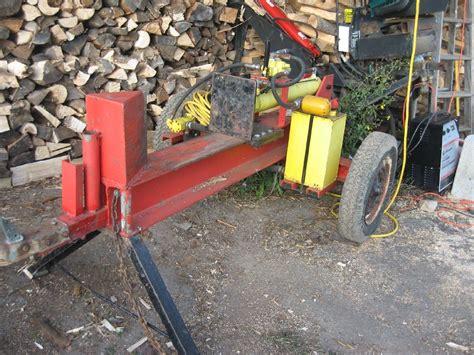 Diy-Hydraulic-Wood-Splitter