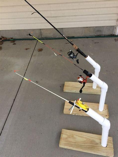 Diy-Ice-Fishing-Rod-Holder