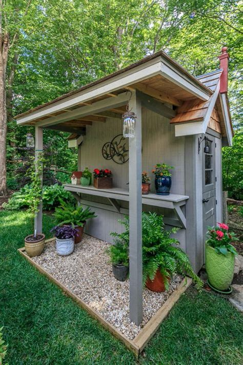 Diy-Ideas-For-Small-Backyard-Shed