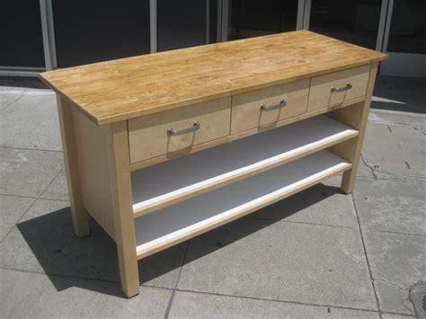 Diy-Ikea-Butcher-Block-Table