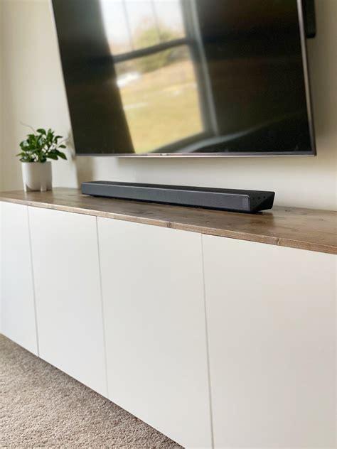 Diy-Ikea-Floating-Cabinet