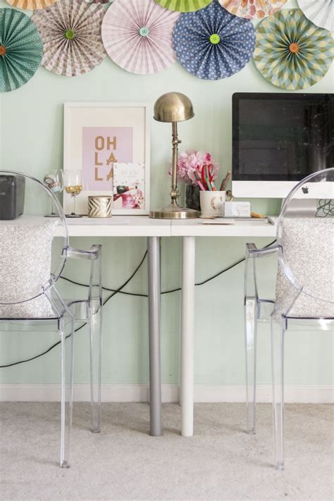 Diy-Ikea-Gold-Desk