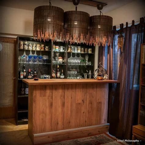 Diy-Ikea-Home-Bar