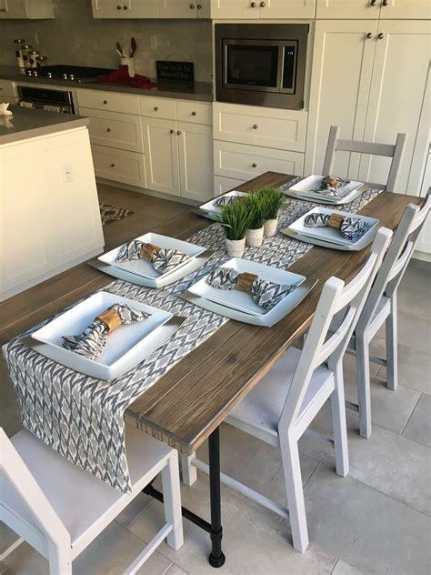 Diy-Ikea-Kitchen-Table